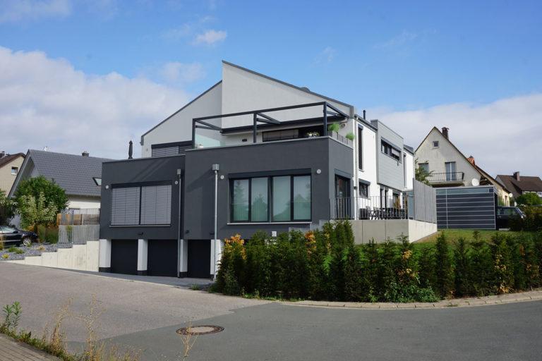 Neubau 4 barrierefreier Eigentumswohnungen in Leopoldshöhe
