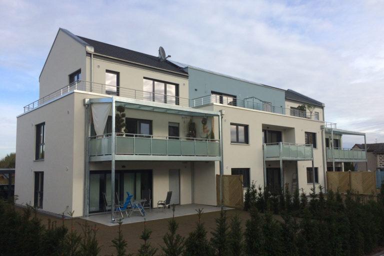 Neubau eines Mehrfamilienhauses mit 8 WE in Leopoldshöhe 2